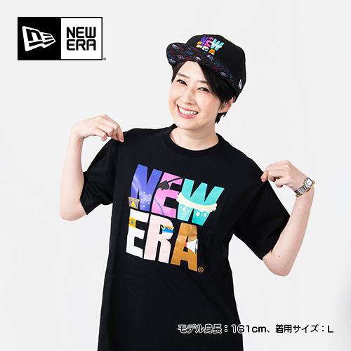 〈NEW ERA® × MONSTER STRIKE〉コラボTシャツ おともパーティー