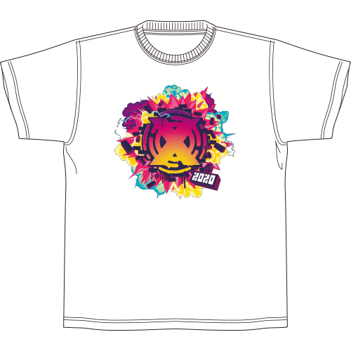 XFLAG PARK 2020 Tシャツ