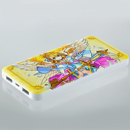 モバイルバッテリー 10000mAh ウリエル 〜光の導き〜